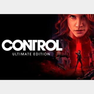 Control - Ultimate Edition Steam Key GLOBAL