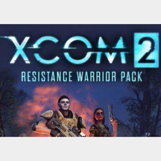 XCOM 2 - Resistance Warrior Pack Steam Key GLOBAL