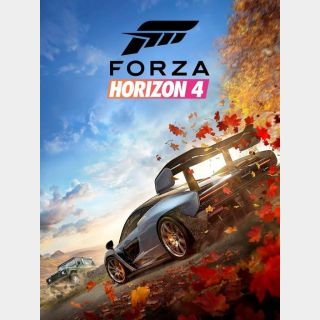 Forza Horizon 4 Xbox live Key GLOBAL
