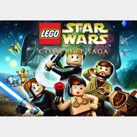 LEGO: Star Wars - The Complete Saga Steam Key GLOBAL