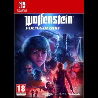 Wolfenstein: Youngblood Switch Key EU