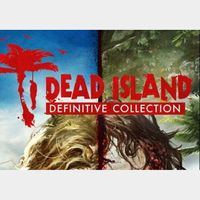 Dead Island - Definitive Collection Steam Key GLOBAL
