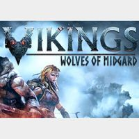 Vikings: Wolves of Midgard Steam Key GLOBAL