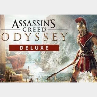 Assassin's Creed: Odyssey - Deluxe Edition US Xbox live CD Key