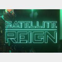 Satellite Reign Steam Key GLOBAL