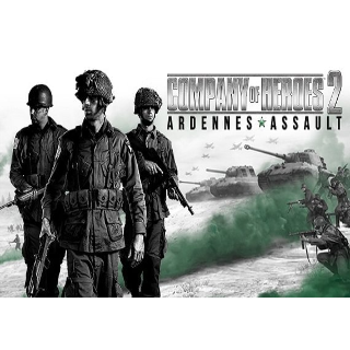 Company of Heroes 2: Ardennes Assault Steam Key GLOBAL