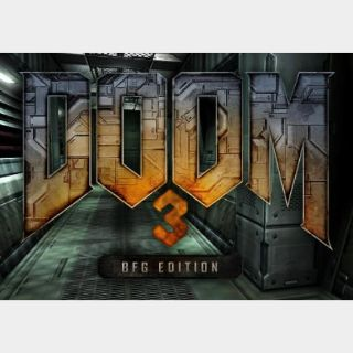Doom 3 - BFG Edition Steam Key GLOBAL