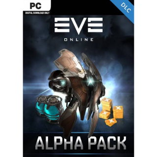 EVE Online - Alpha Pack DLC PC Official website Key