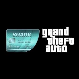 Grand Theft Auto V GTA: Great White Shark Cash Card NA PSN Key