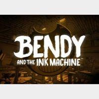 Bendy and the Ink Machine Steam Key GLOBAL