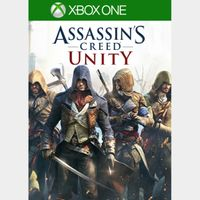Assassin's Creed Unity XBOX One Key GLOBAL