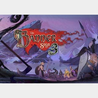 The Banner Saga 3 - Deluxe Edition Steam Key GLOBAL