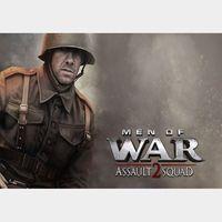 Men of War: Assault Squad 2 - War Chest Edition Steam Key GLOBAL