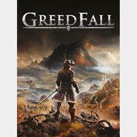 GreedFall US Xbox live CD Key