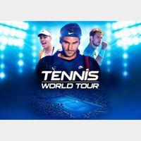 Tennis World Tour Steam Key GLOBAL