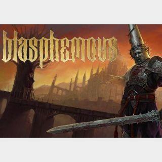 Blasphemous Steam Key GLOBAL