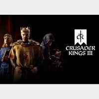 Crusader Kings III Steam Key GLOBAL