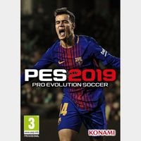 Pro Evolution Soccer 2019/PES Steam Key GLOBAL