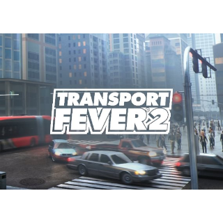 Transport Fever 2 Steam Key GLOBAL