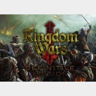 Kingdom Wars 2 - Definitive Edition Steam Key GLOBAL