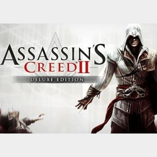 Assassin's Creed II - Deluxe Edition Ubisoft Connect Key GLOBAL