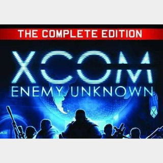 XCOM: Enemy Unknown - Complete Edition Steam Key GLOBAL