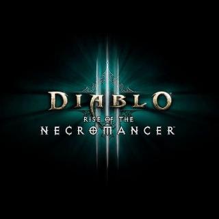Diablo III Rise of the Necromancer BATTLE.NET KEY Global DLC