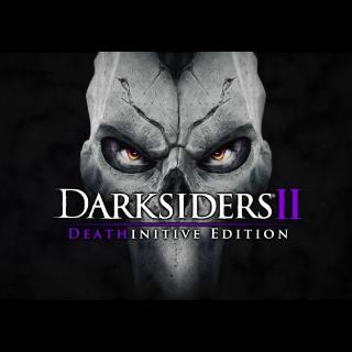 Darksiders 2 - Deathinitive Edition Steam Key GLOBAL