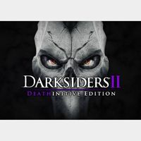 Darksiders 2 - Deathinitive Edition Steam Key GLOBAL