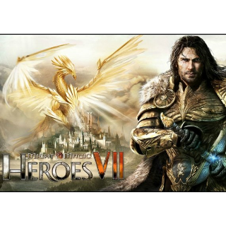 Might and Magic: Heroes VII Uplay Key GLOBAL