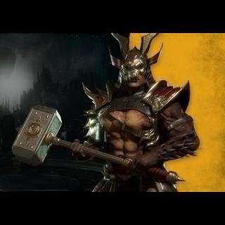 Mortal Kombat 11 - Shao Kahn EU PSN Key