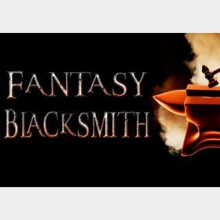 Fantasy Blacksmith Steam Key GLOBAL