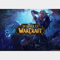 World of Warcraft 30 day time card US Battle.net