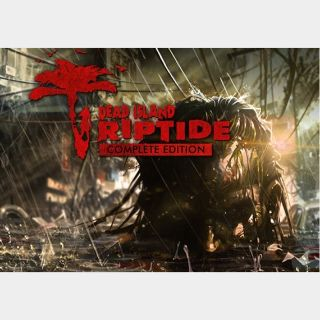 Dead Island: Riptide - Complete Edition Steam Key GLOBAL