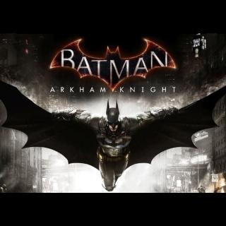 Batman: Arkham Knight US PSN Key