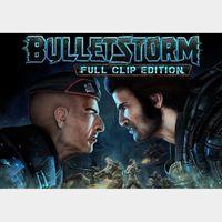 Bulletstorm - Full Clip Edition Duke Nukem Bundle Steam Key GLOBAL