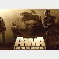 Arma Tactics Steam Key GLOBAL