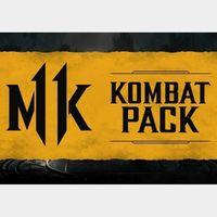 Mortal Kombat 11 - Kombat Pack EU PSN Key