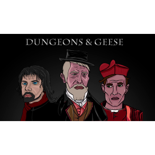 Dungeons & Geese Steam Key GLOBAL