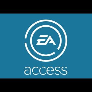 EA Access Pass Code 12 months US PSN Key