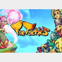 Fae Tactics Steam Key GLOBAL