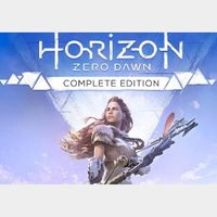 Horizon Zero Dawn - Complete Edition Steam Key GLOBAL
