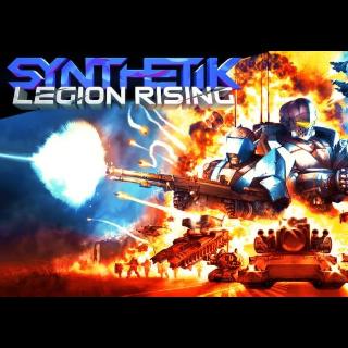 SYNTHETIK: Legion Rising Steam Key GLOBAL