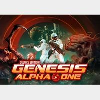Genesis Alpha One - Deluxe Edition Steam Key GLOBAL