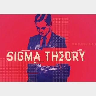 Sigma Theory: Global Cold War Steam Key GLOBAL