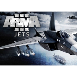 Arma 3: Jets Steam Key GLOBAL