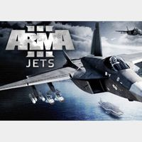 Arma 3: Jets Steam Key GLOBAL