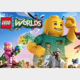 LEGO: Worlds Steam Key GLOBAL