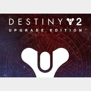 Destiny 2 - Upgrade Edition Steam Key GLOBAL
