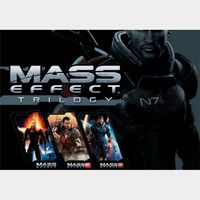 Mass Effect - Trilogy Origin Key GLOBAL